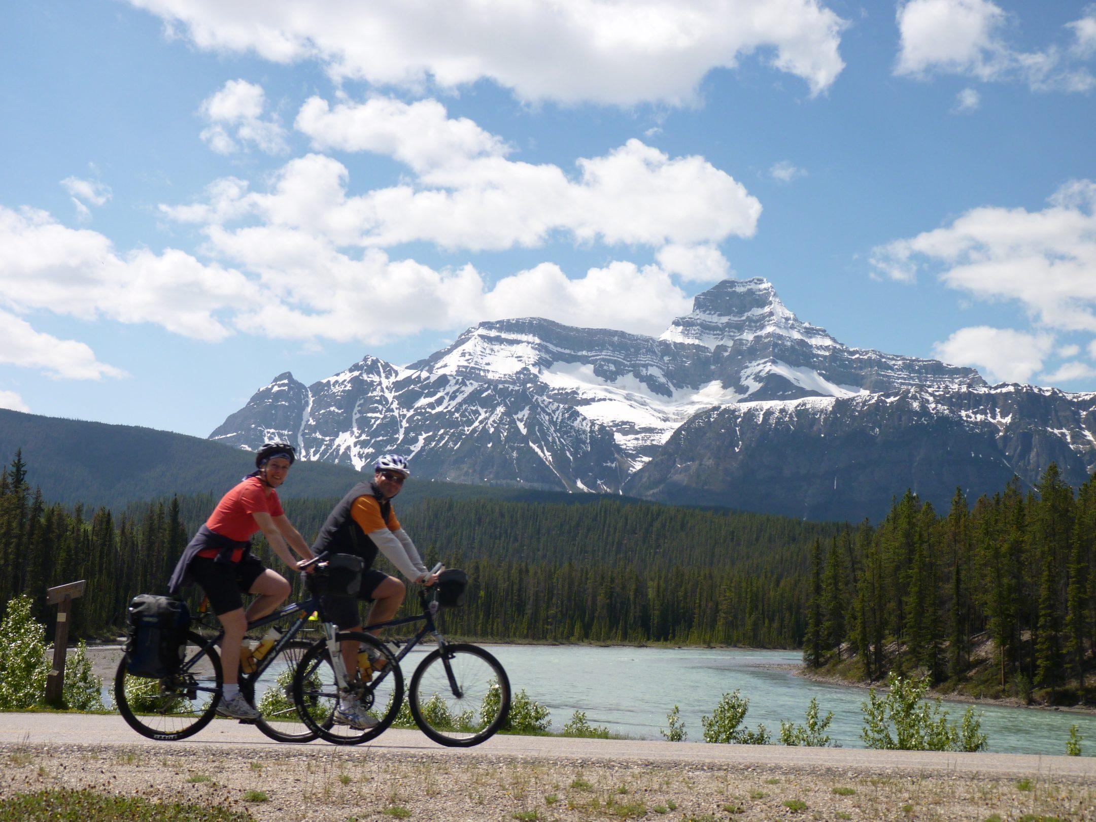 Mit dem Rad durch die Rocky Mountains