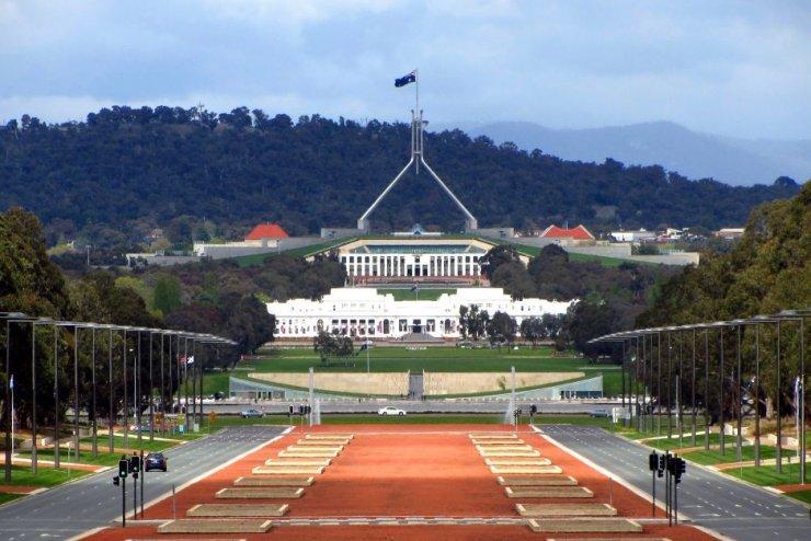Wie Canberra Hauptstadt von Australien wurde 11