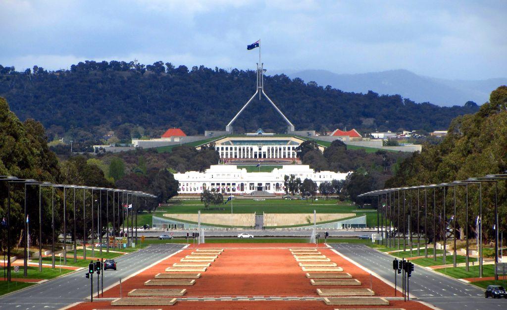 Wie Canberra Hauptstadt von Australien wurde 7