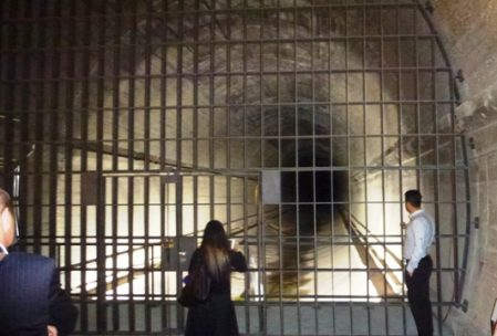 Regierungsbunker Tunnel_Blaschke PR