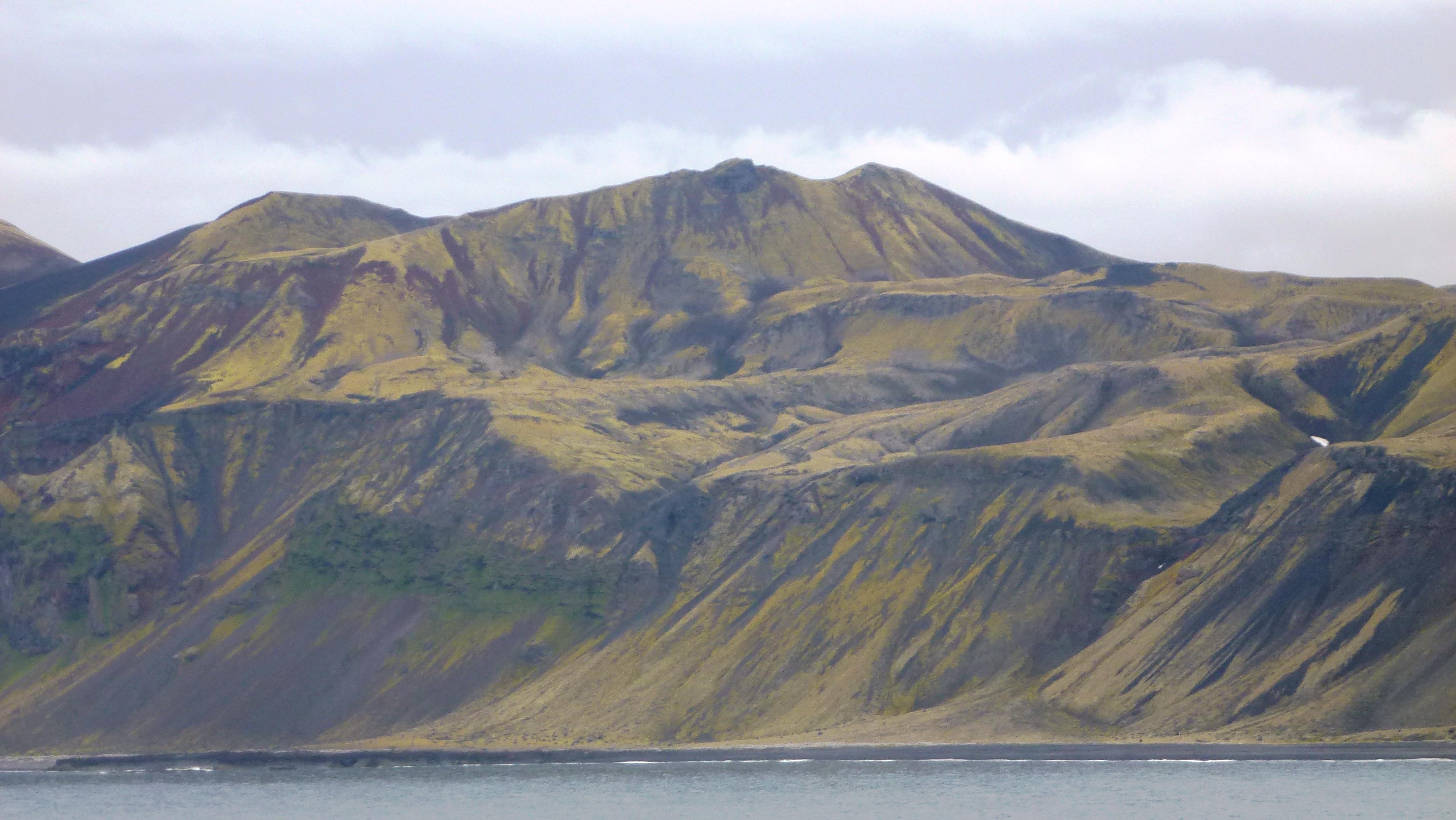 Jan Mayen Insel