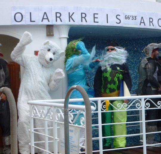 Woher kommt der Brauch der Polartaufe? 10