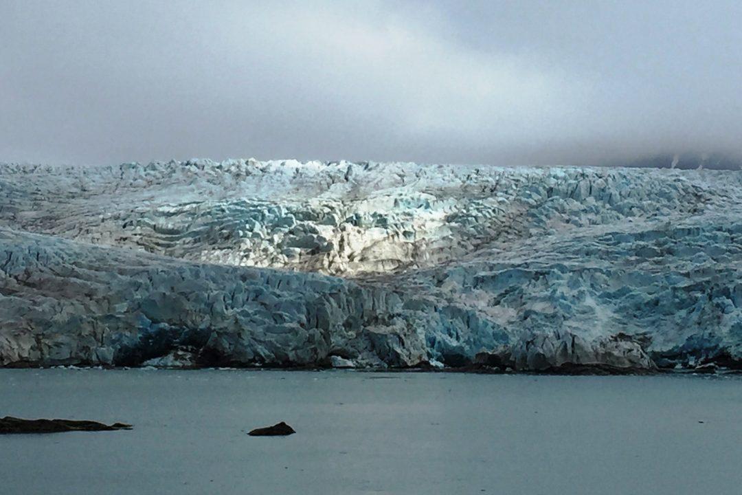 Eis und Gletscher in Spitzbergen 1