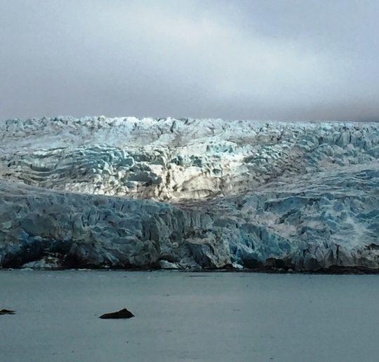 Eis und Gletscher in Spitzbergen 5
