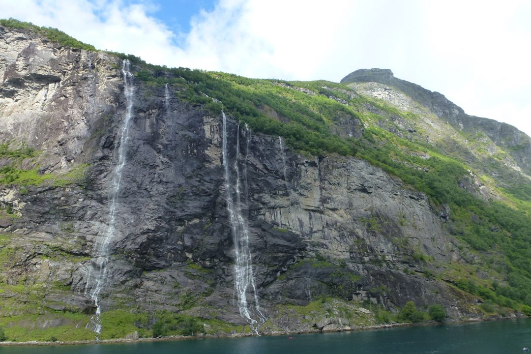 Endlich Norwegen 1