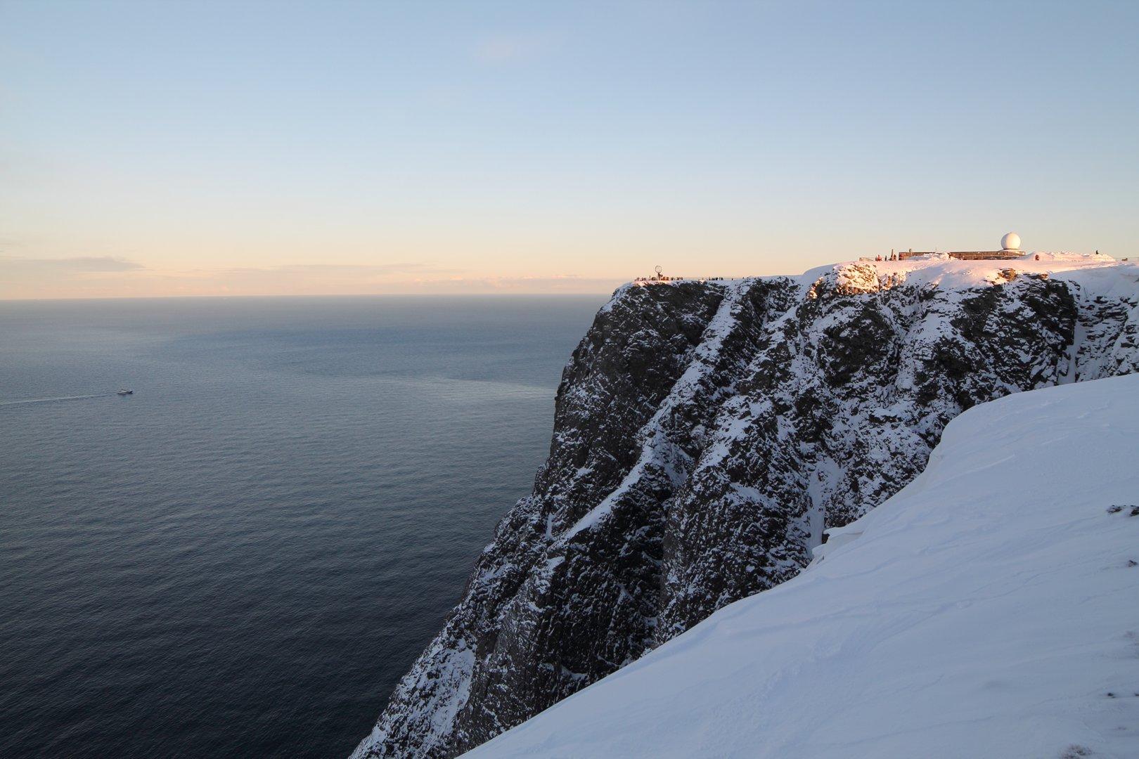Nordkap Plateau (Foto: privat)