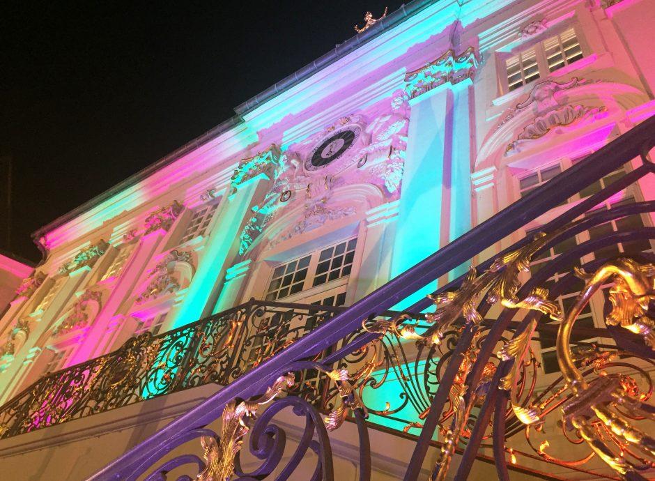 """""""Bonn leuchtet"""" ein ganzes Wochenende lang in bunten Farben 4"""