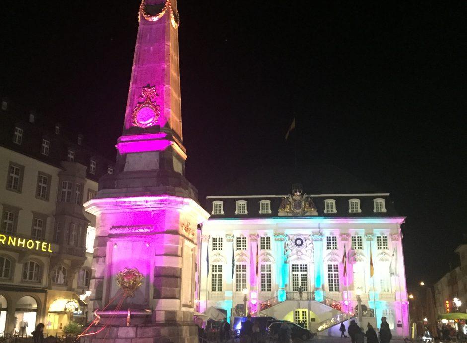 """""""Bonn leuchtet"""" ein ganzes Wochenende lang in bunten Farben 2"""
