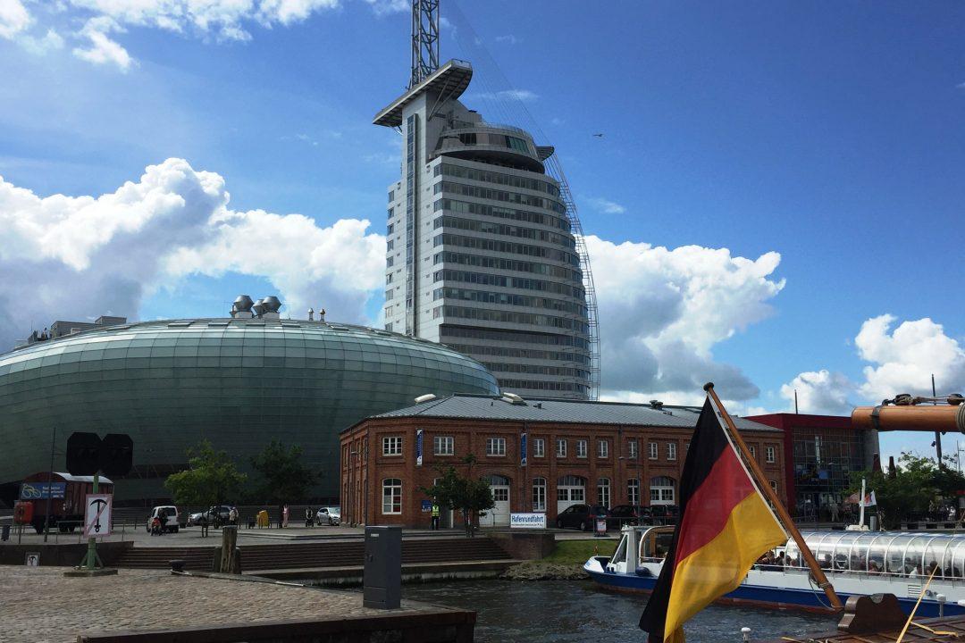 Von Bremerhaven in die weite Welt: Migration vor hundert Jahren 1