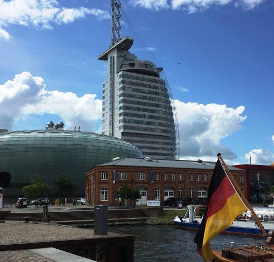 Von Bremerhaven in die weite Welt: Migration vor hundert Jahren 2
