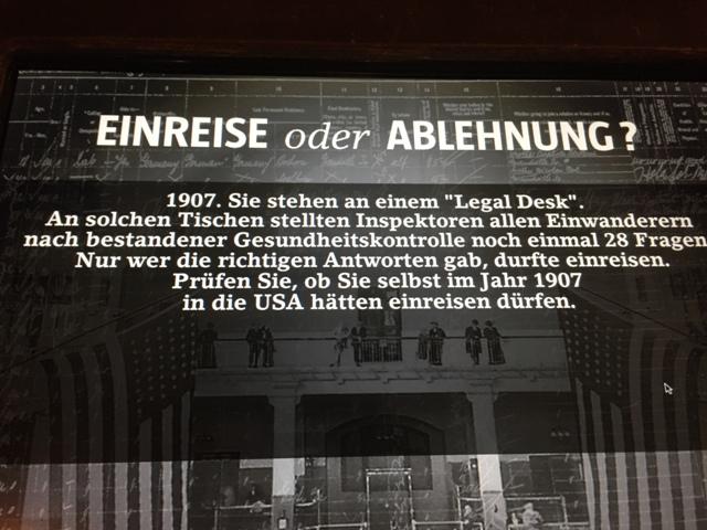Von Bremerhaven in die weite Welt: Migration vor hundert Jahren 7