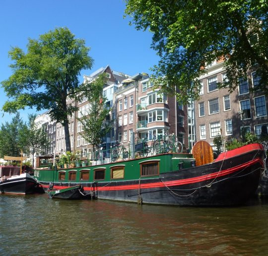 Amsterdam oder Paris, alles Käse? 16
