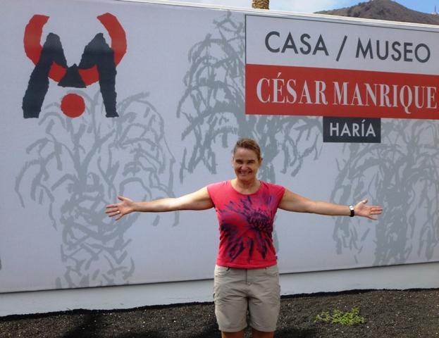 Lanzarote auf den Spuren von César Manrique 4