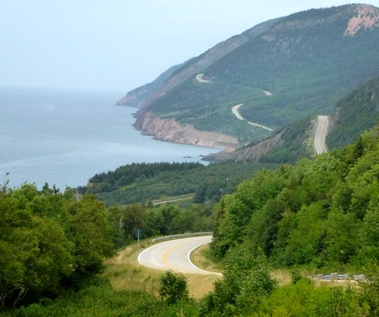 Nova Scotia und die östlichen Provinzen von Kanada 1