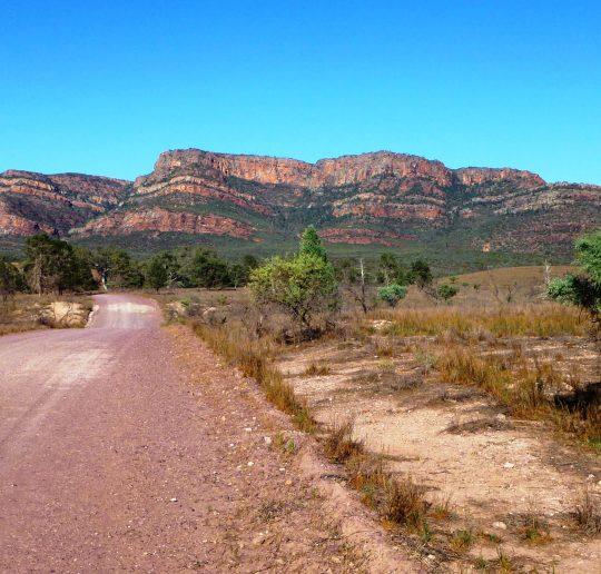Flinders Ranges NP, Australien
