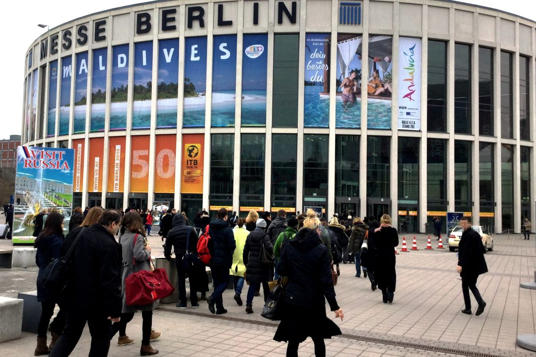 Berlin, Berlin, ich blogge aus Berlin - Auf geht´s zur ITB 2017 8