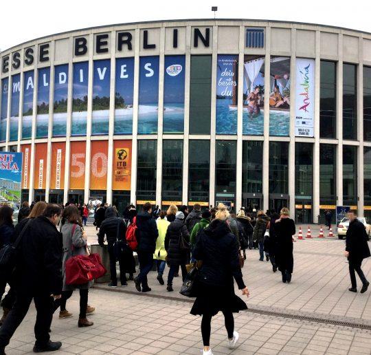 Berlin, Berlin, ich blogge aus Berlin - Auf geht´s zur ITB 2017 2
