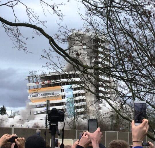 Ein lauter Knall und das Bonn-Center ist passé 2