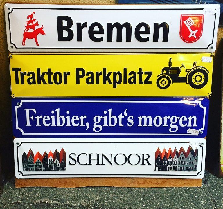 Bremen für ein Wochenende: Stadtmusikanten, Roland und Werder 1