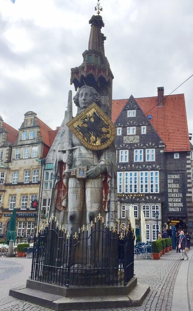 Roland Statue in Bremen (Kultreiseblog)
