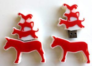 """USB-Sticks """"Bremer Stadtmusikanten"""" zum Verschenken (Kultreiseblog)"""