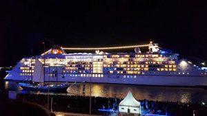 Parade der Traumschiffe Hafen / Cruise Days 2017