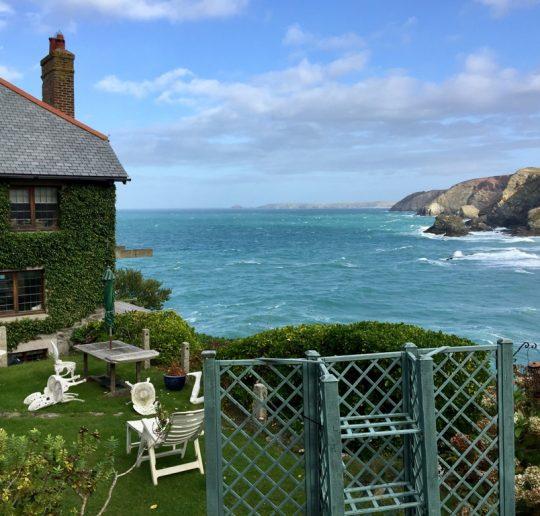 Cornwall im November hat viele Vorteile 1