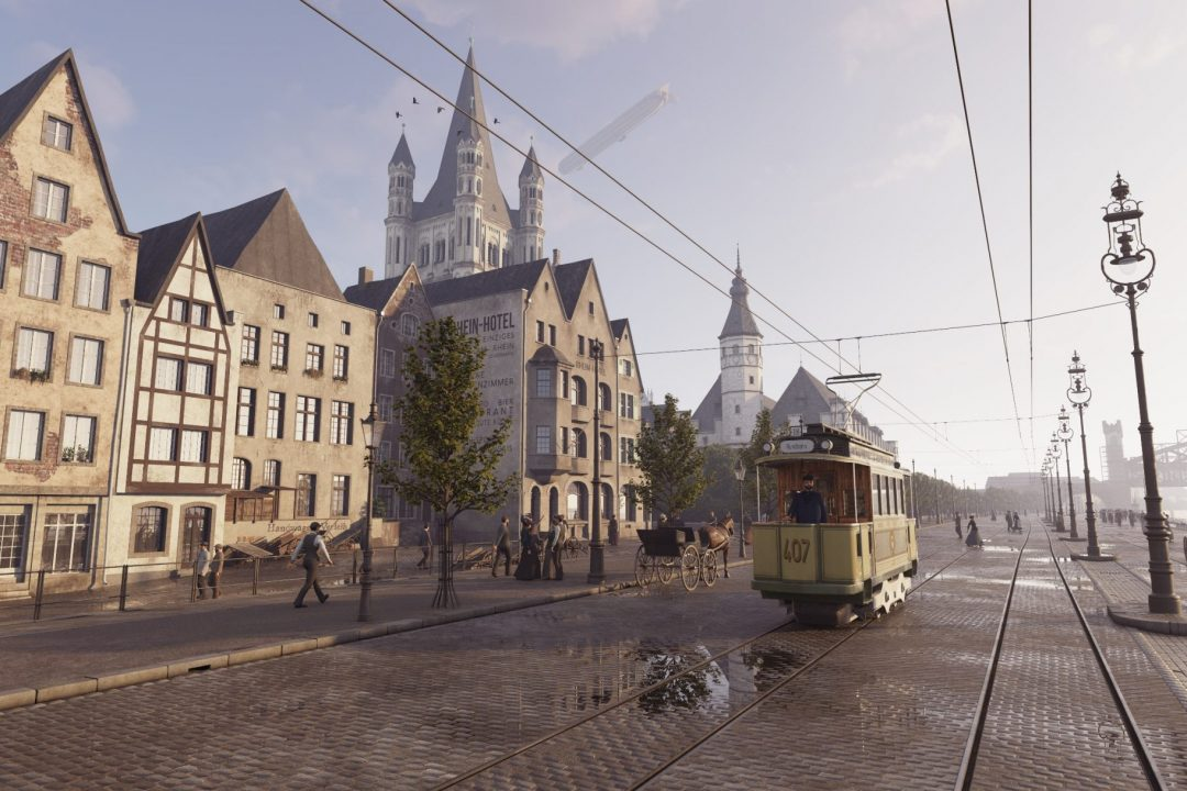 Virtuelle Reise durch Köln zur Kaiserzeit - Gewinner stehen fest 3