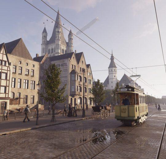 Virtuelle Reise durch Köln zur Kaiserzeit - Gewinner stehen fest 1