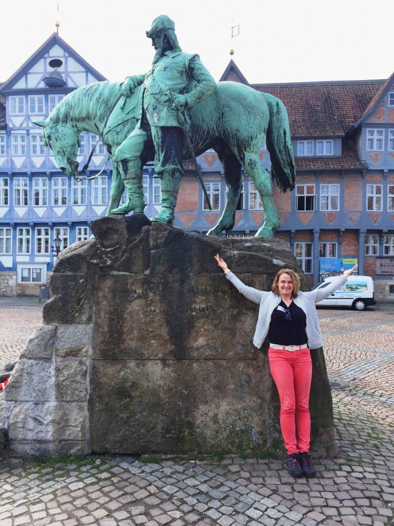Lessingstadt Wolfenbüttel lockt mit Fachwerk, Literatur und Jägermeister 10