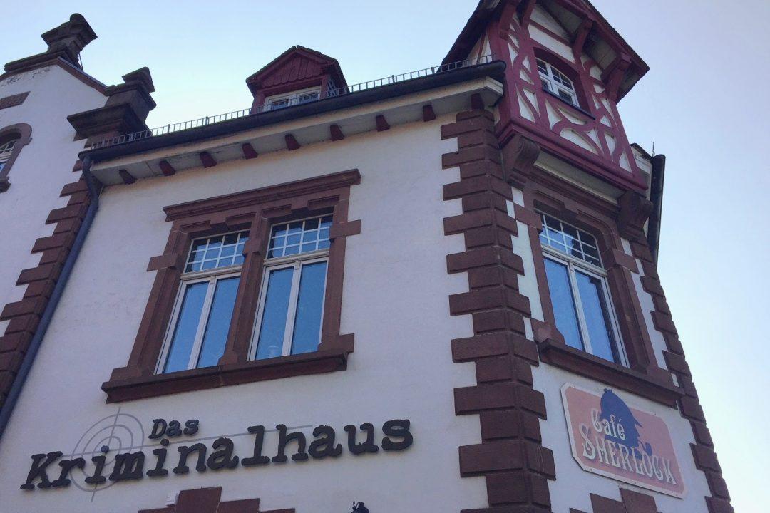 Kriminalhaus in Hillesheim #Kuldting des Monats Mai 1