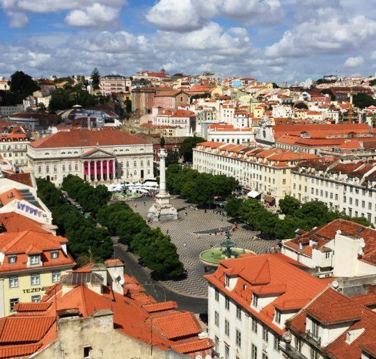 Lissabon und seine Fliesenkunst - ein besonderer Stadtrundgang 1