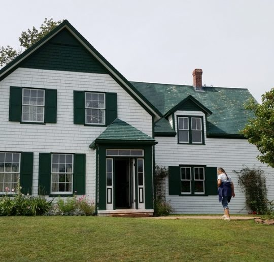 Farmhouse von Anne of Green Gables auf PEI