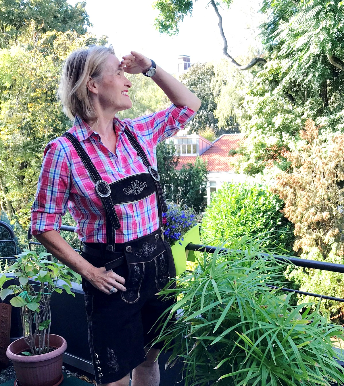 Lederhosen nicht nur am Oktoberfest #Kultding des Monats September 5