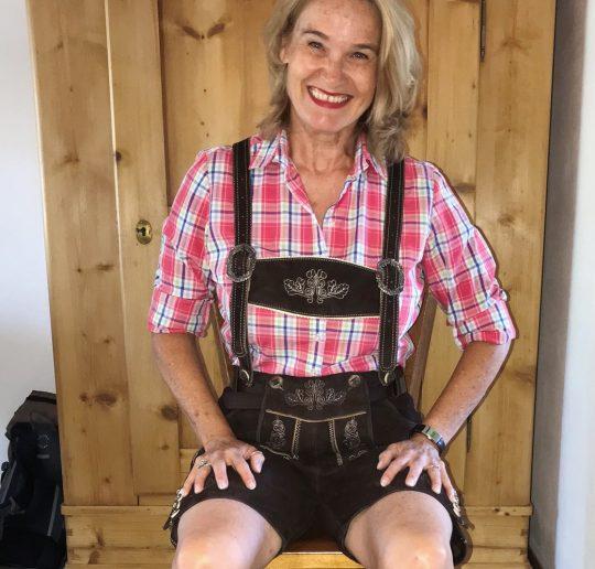 Lederhosen nicht nur am Oktoberfest #Kultding des Monats September 18