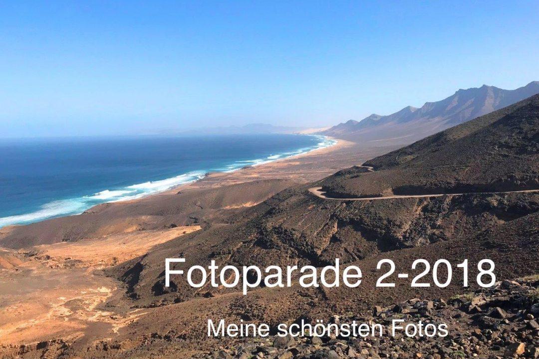 Fotoparade 2-2018 – Meine schönsten Bilder im 2. Halbjahr 2018 1