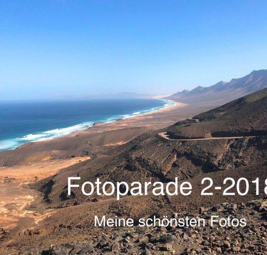 Fotoparade 2-2018 – Meine schönsten Bilder im 2. Halbjahr 2018 2