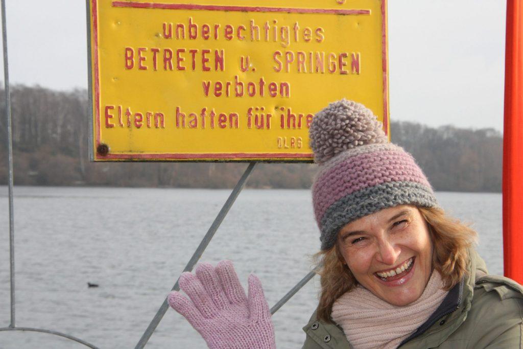 Eisbaden nur für ganz Harte #Kultding des Monats Februar 5