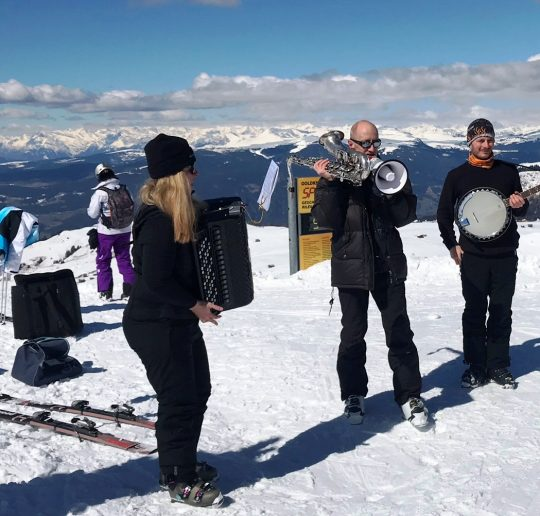 Swing on Snow auf der Seiser Alm #Kultding des Monats März 4
