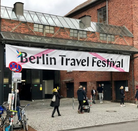 Berlin Travel Festival – die alternative Reisemesse zur ITB 1