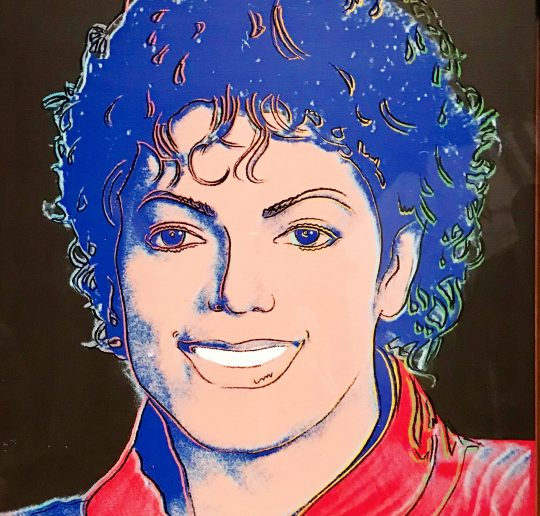 Michael Jackson - Wie ihn andere Künstler sehen #Kultding des Monats April 9