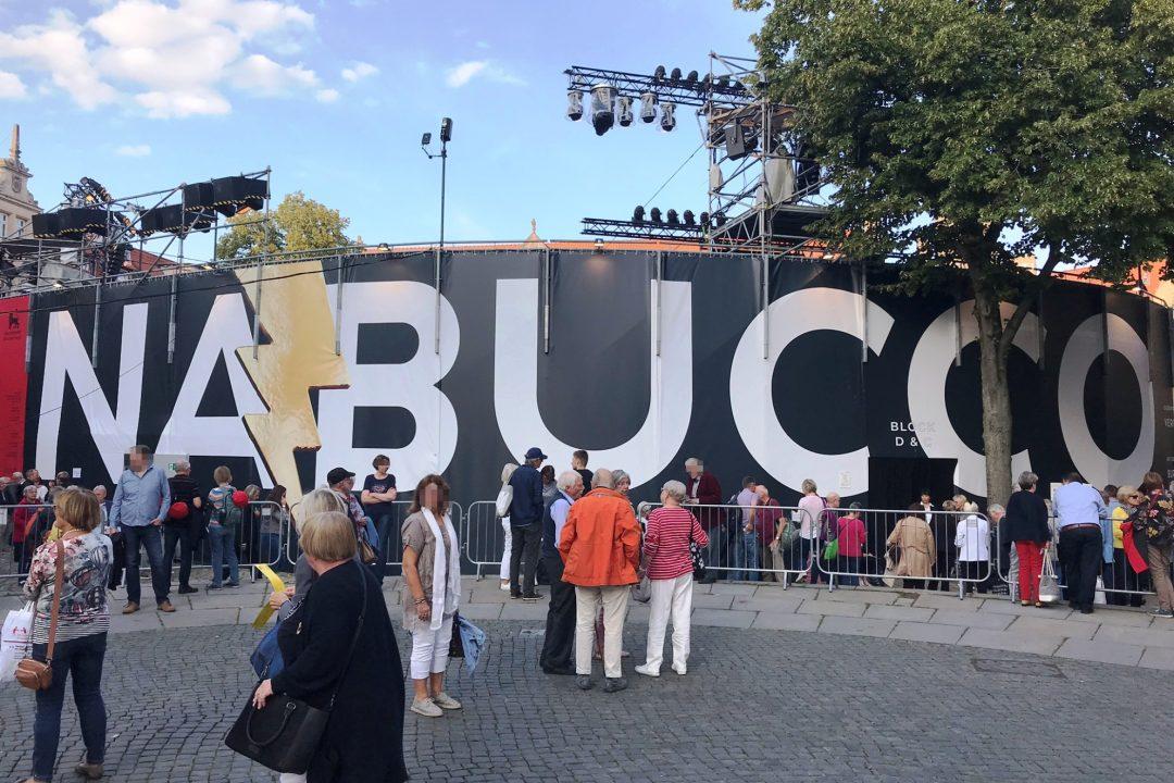 Nabucco - meine erste Freiluft Oper  #Kultding des Monats August 3