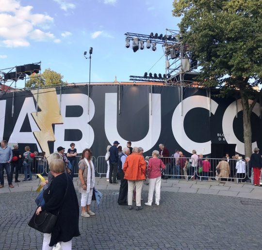 Nabucco - meine erste Freiluft Oper  #Kultding des Monats August 4