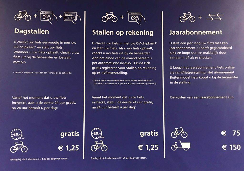 Utrecht hat das weltweit größte Fahrrad Parkhaus  #Kultding des Monats September 7