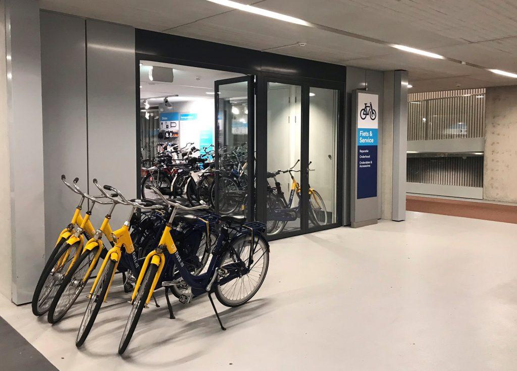 Utrecht hat das weltweit größte Fahrrad Parkhaus  #Kultding des Monats September 8