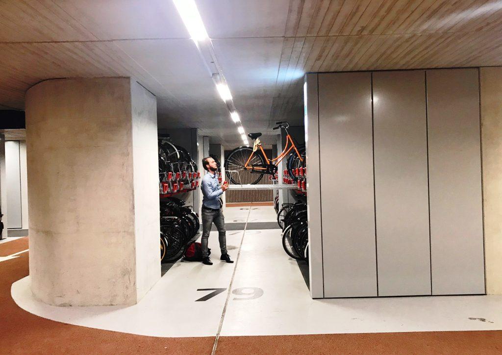 Utrecht hat das weltweit größte Fahrrad Parkhaus  #Kultding des Monats September 6