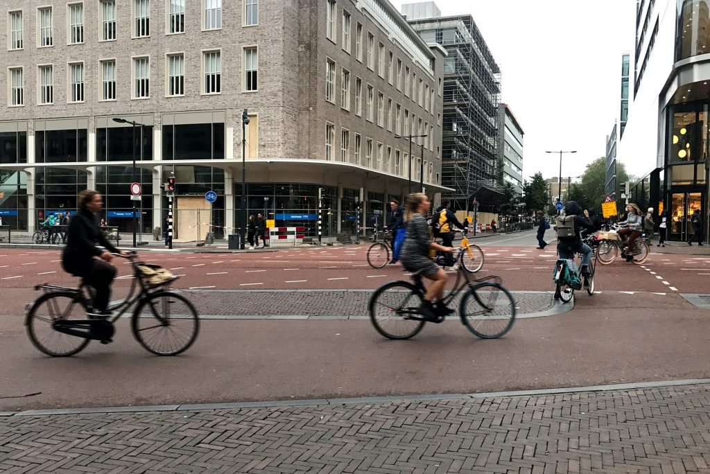 Utrecht hat das weltweit größte Fahrrad Parkhaus  #Kultding des Monats September 5