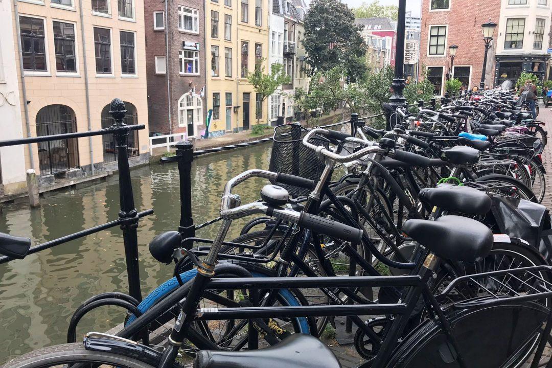 Utrecht hat das weltweit größte Fahrrad Parkhaus  #Kultding des Monats September 2