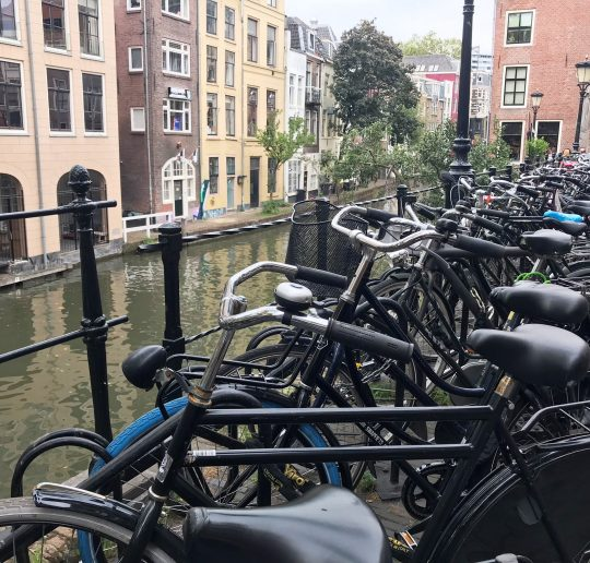 Utrecht hat das weltweit größte Fahrrad Parkhaus  #Kultding des Monats September 9
