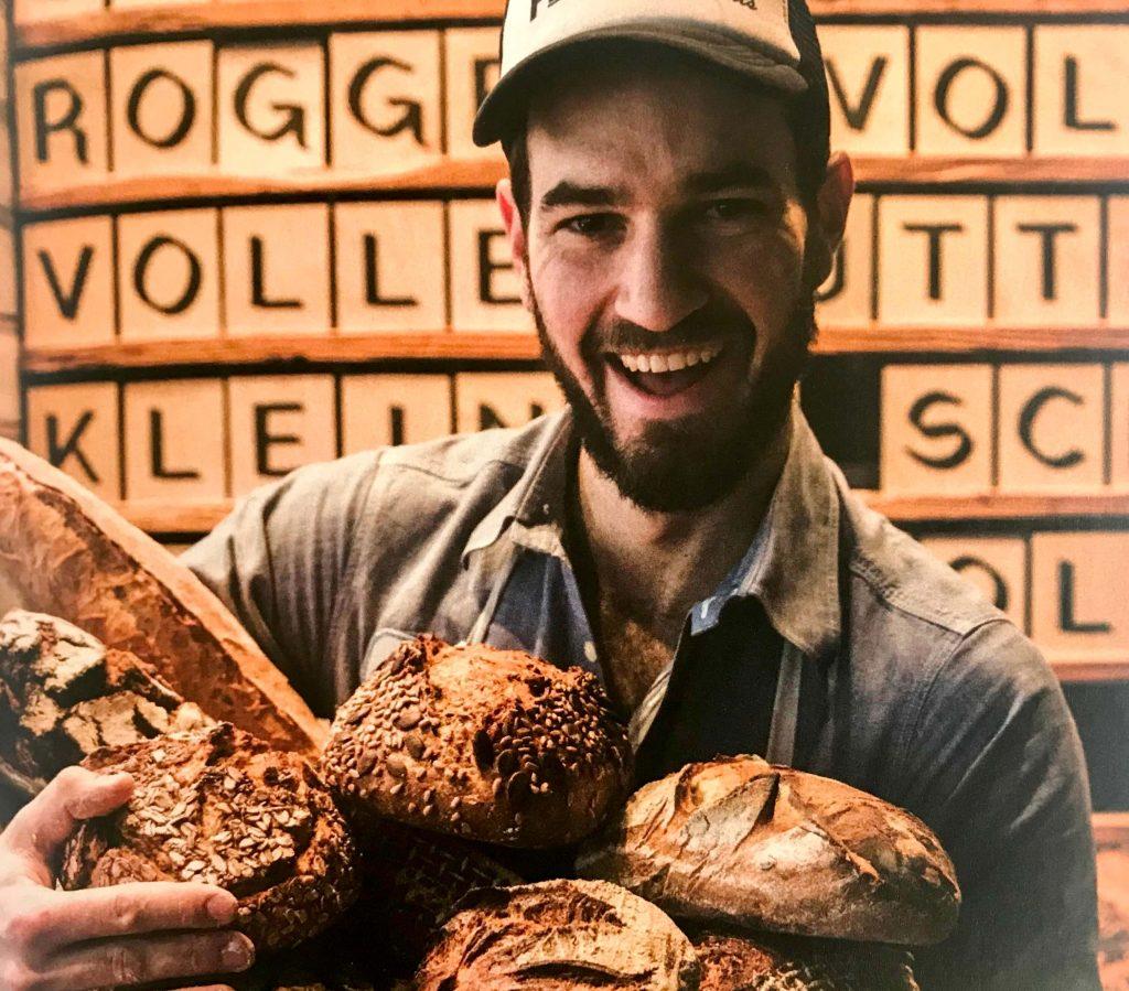 Da wo's nur Brot gibt. Ein kulinarischer Glücksort in Bonn.
